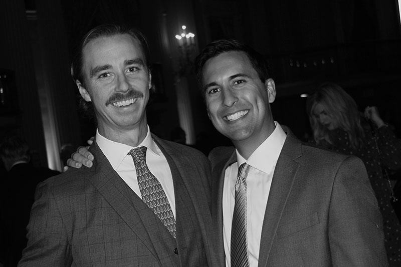 KMS Partners Jon Schwalbach and Brian Selogie