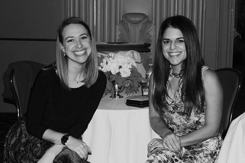KMS Senior Associate Danielle Corkhill Velasquez and Associate Shireen Ashtari