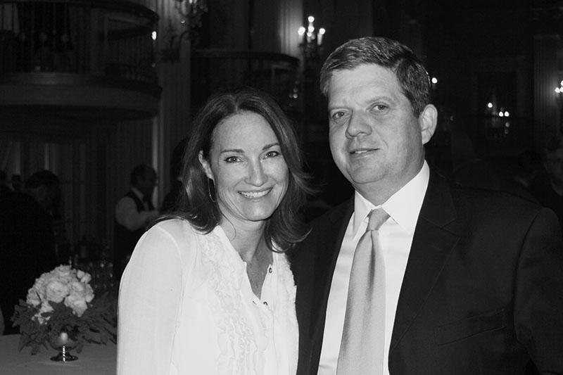 KMS Senior Associate David Rubaum and Paralegal Tamara Collins