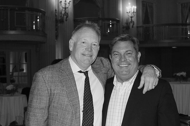 KMS Senior Partners James Kjar and Robert McKenna