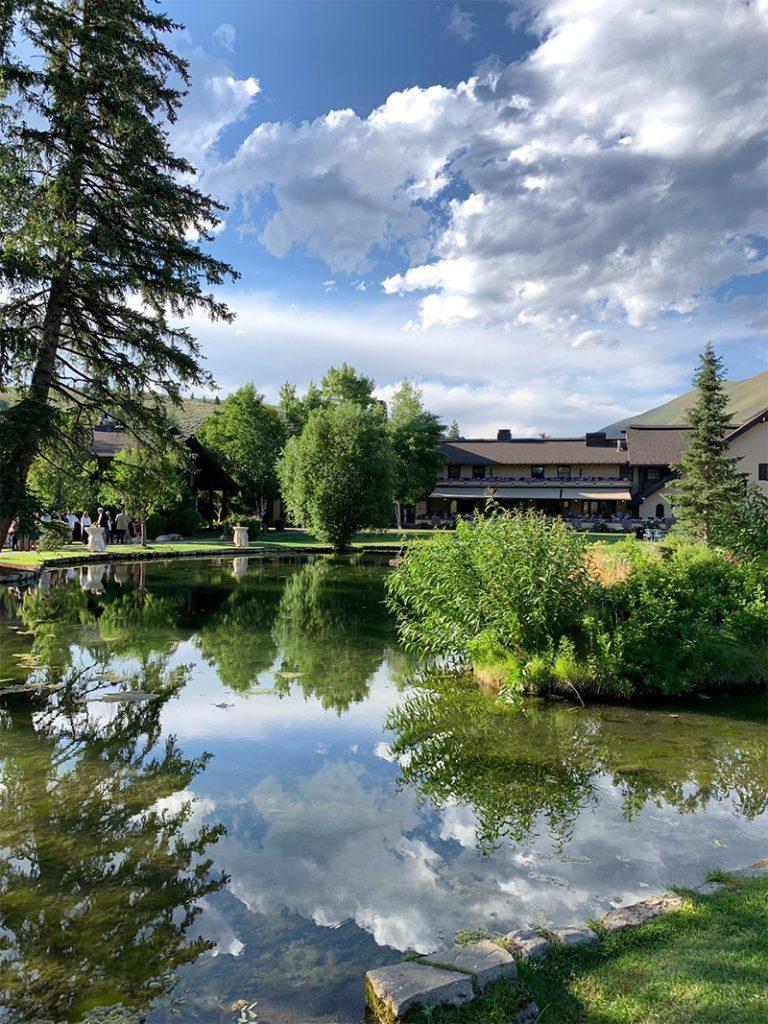 Jim Kjar and Pat Stockalper attend FDCC Annual Meeting in Sun Valley Idaho