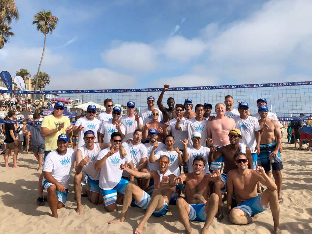 KMS Wins 2019 Manhattan Beach 6 Man Volleyball Tournament